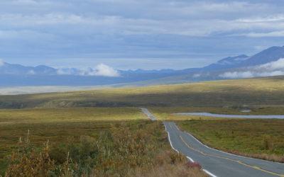 l'alaska à vélo avec katia lafaille