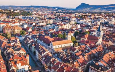 urbanisme annecy : commerce de centre-ville
