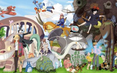 l'animation selon Ghibli