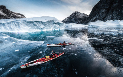 carnet de voyages –  pôle nord –