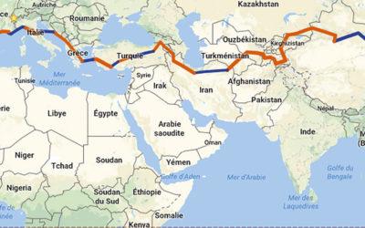 carnet de voyages  – route de la soie –