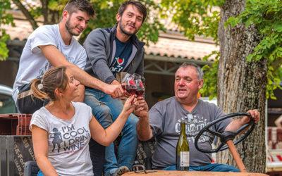 vins du beaujolais- domaine de la grand'cour –
