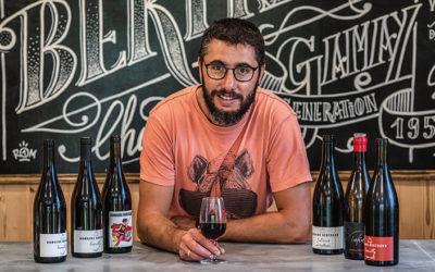 vins du beaujolais- julien bertrand –