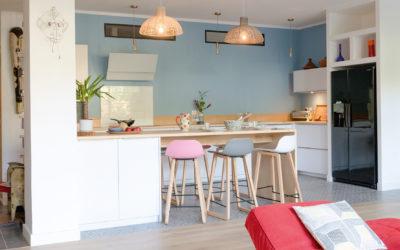 visite -une maison à Lyon Montchat-