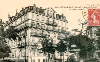 urbanisme au passé – aix-les-bains, c'est palace –