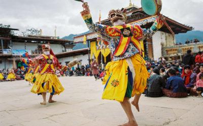 Monde ralenti au Bhoutan