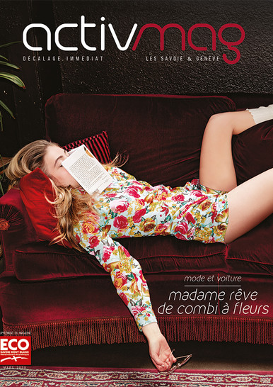 Mode & voiture : madame rêve…