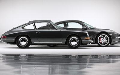La roue tourne ! Porsche 911