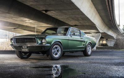 La roue tourne ! La Ford Mustang