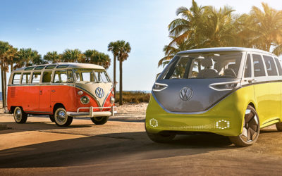 La roue tourne ! Le combi VW