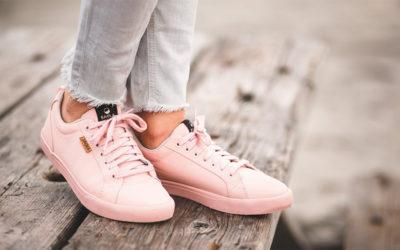 Mode, chaussure Saola
