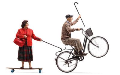 la roue tourne ! Vélo éléctrique