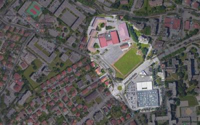 Urbanisme Annecy quartier des carrés