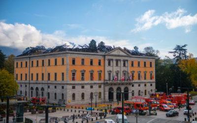 urbanisme Annecy chantier de la mairie