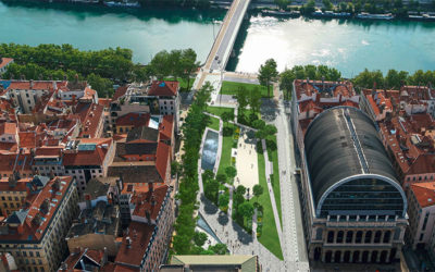Urbanisme – Lyon places Pradel et Tolozan