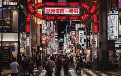 Immersion au Japon