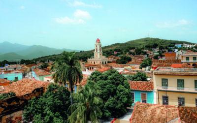 Culot à Cuba
