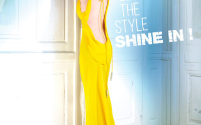 let the style shine in !