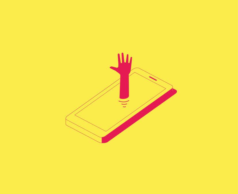 les Z & leur smartphone