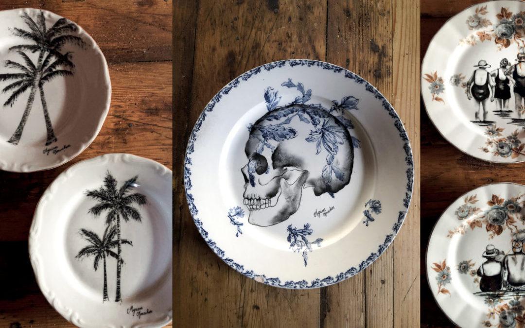 design à table : Myriam Monachon