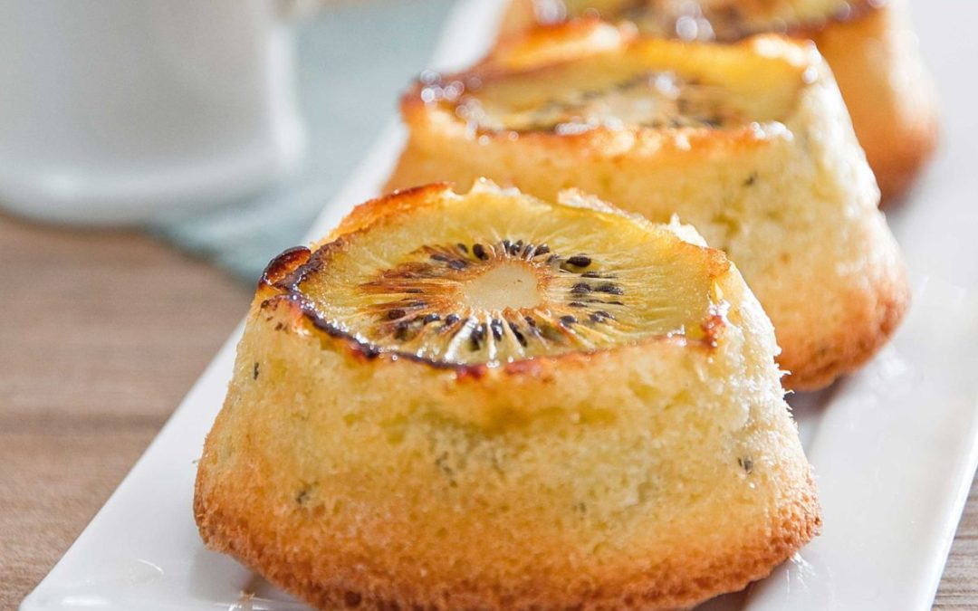 Muffins tout moelleux !