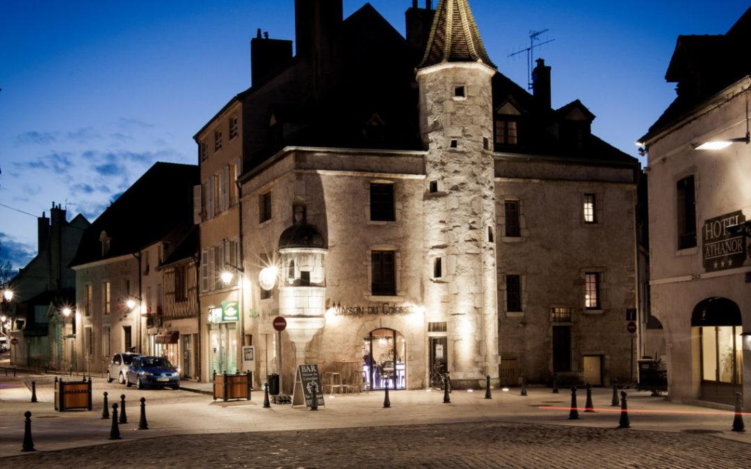 Escapade en Bourgogne