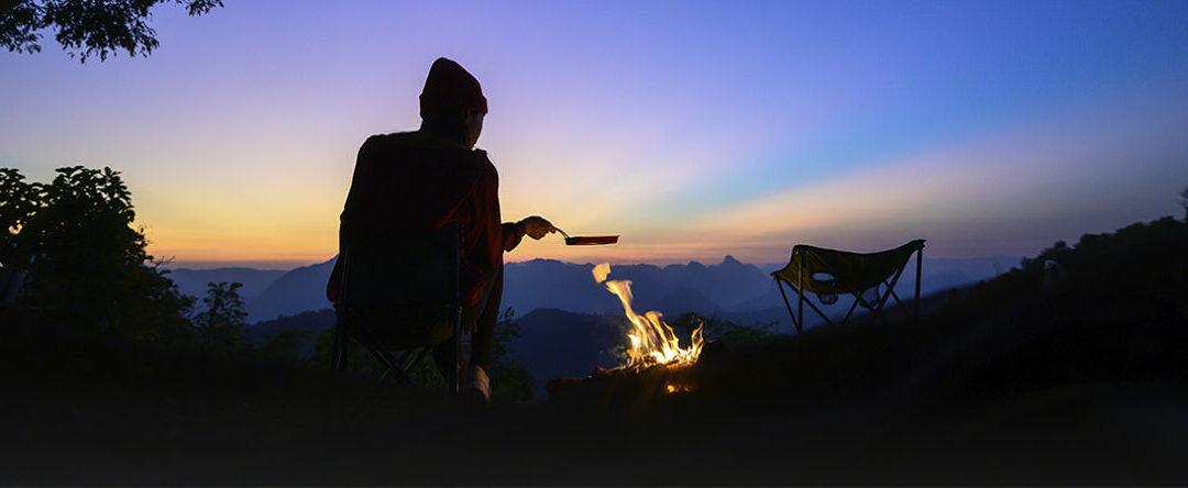 Activités autour du feu